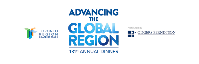 131st Annual Dinner – Toronto Region Board of Trade Logo